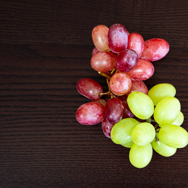 Melonga products - Grapes
