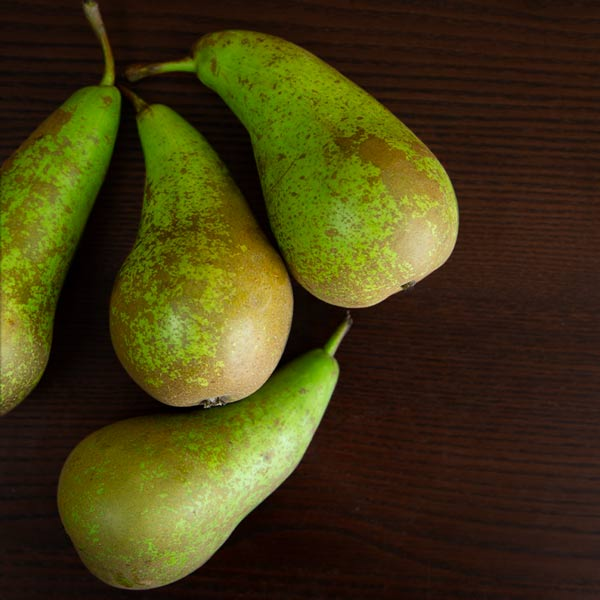 Melonga products - Pears